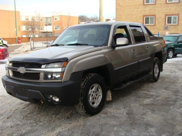 2003 Chevrolet Avalanche 1500 #1649