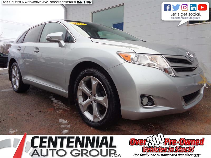 2015 Toyota Venza Base Bluetooth | Sat. Radio | Power Window/Door #P18-121