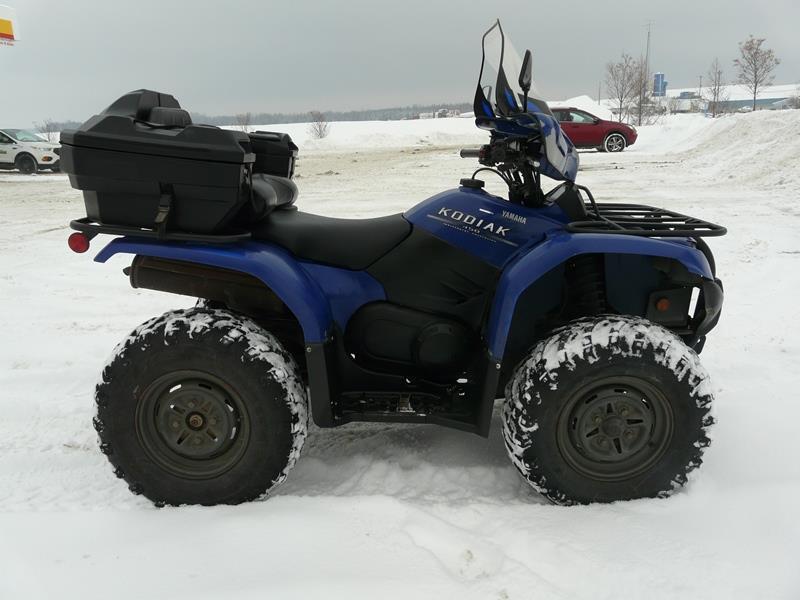 Yamaha Kodiak 450 4x4 2005