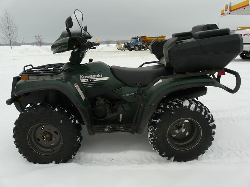 Kawasaki KVF 700 2006