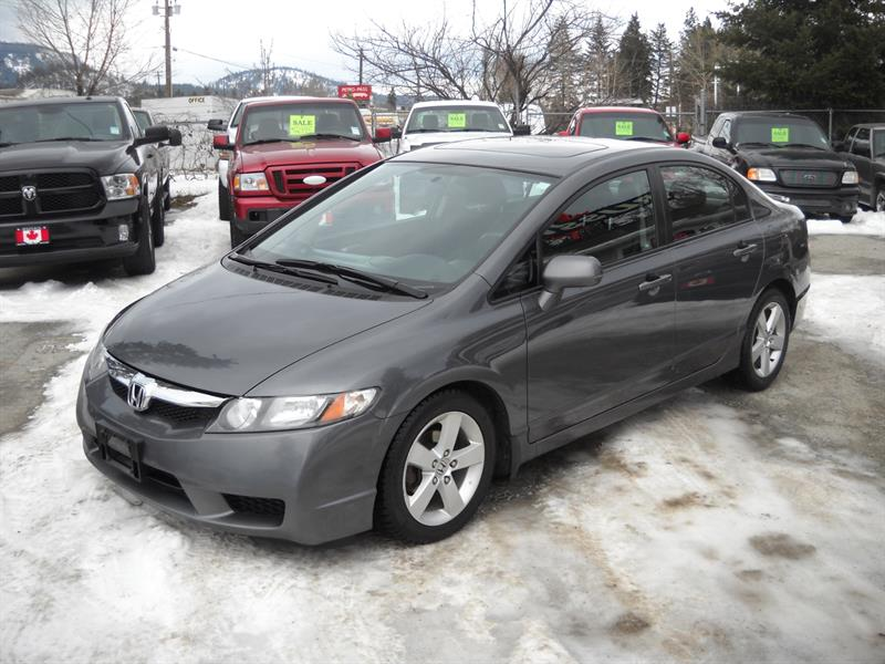 2011 Honda Civic Sdn SE ONLY 130 KMS...SOLD.... #3372