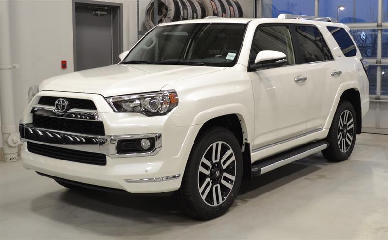 2019 Toyota 4Runner 4WD #BU0459