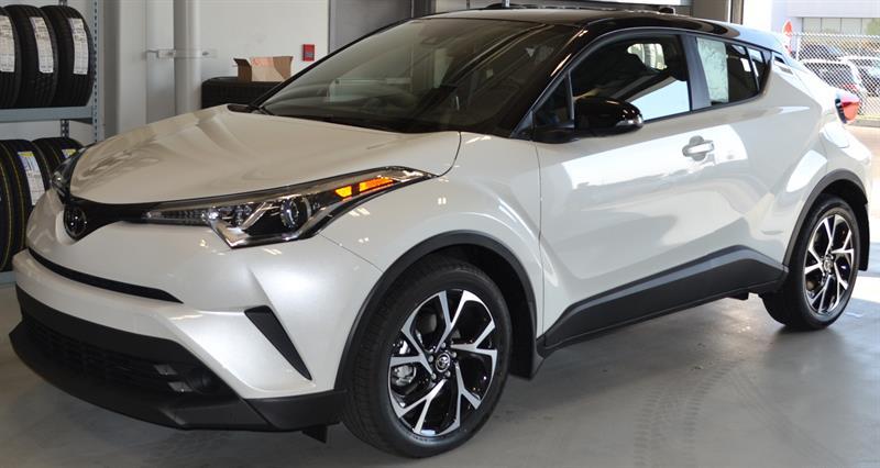 2019 Toyota C-HR FWD XLE #KH8020