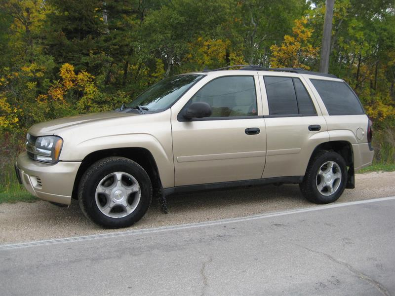 2006 Chevrolet Trailblazer LS #CA06247