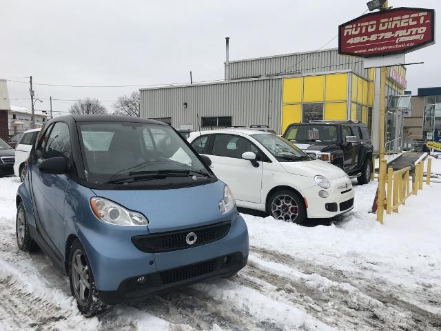Smart fortwo 2013 2dr Cpe #577