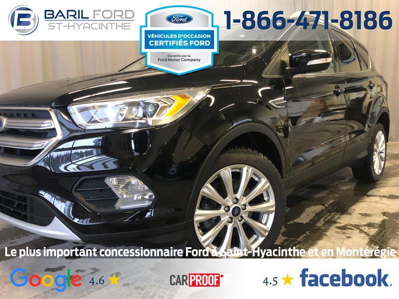 Ford Escape 2017 4WD 4dr Titanium #c6955