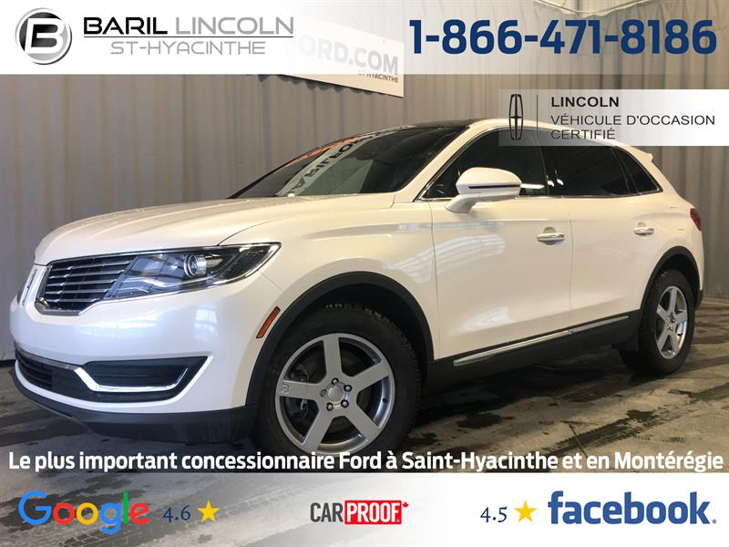 Lincoln MKX 2017 AWD 4dr Reserve #80511a