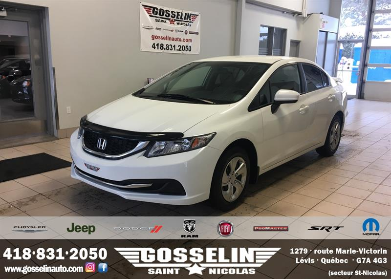 Honda Civic Sedan 2015 LX #J4786A
