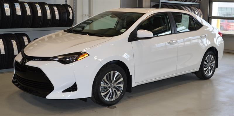 2019 Toyota Corolla LE CVT #BU2550