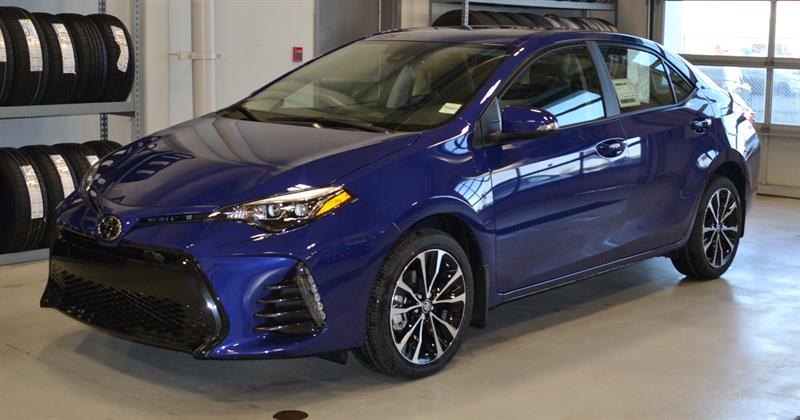 2019 Toyota Corolla SE CVT #BU1530