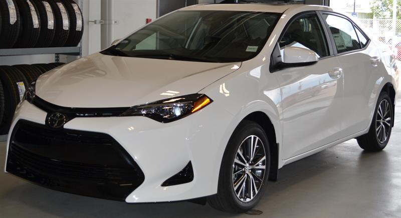 2019 Toyota Corolla LE CVT #BU5124