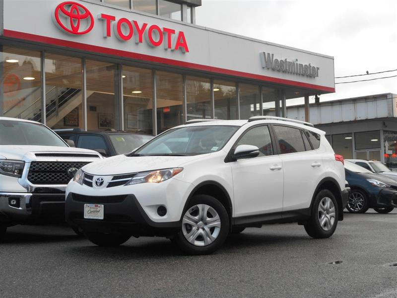 2015 Toyota RAV4 LE Upgrade Package FWD #P6748T