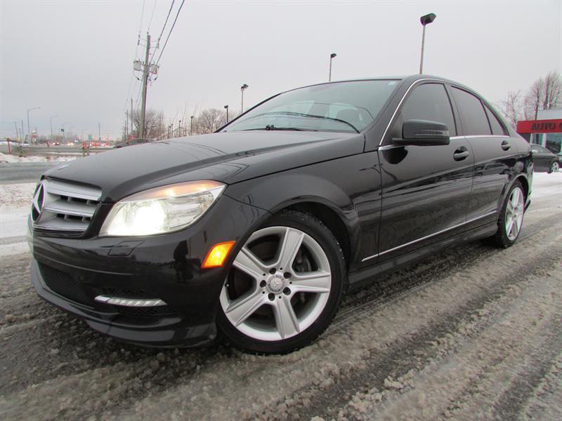 Mercedes-Benz C-Class 2011 C300 4MATIC 3.0L V6 BLUETOOTH !!! #4115