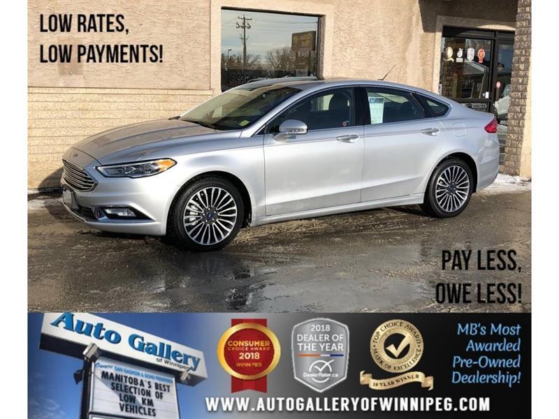 2017 Ford Fusion SE #23450