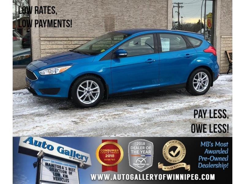 2015 Ford FOCUS SE #23467