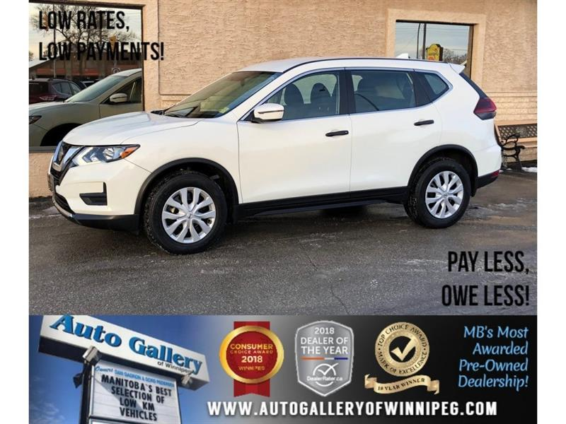 2018 Nissan Rogue S #23544