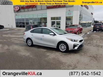 2019 Kia Forte Sedan LX Auto - All-New for 2019 #92005