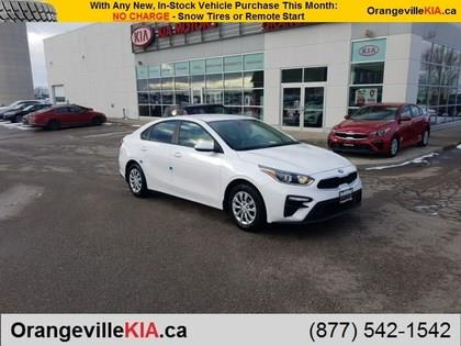 2019 Kia Forte Sedan LX Auto - All-New for 2019 #92006