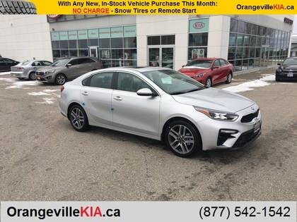 2019 Kia Forte Sedan EX+ Auto - All-New for 2019 #92017