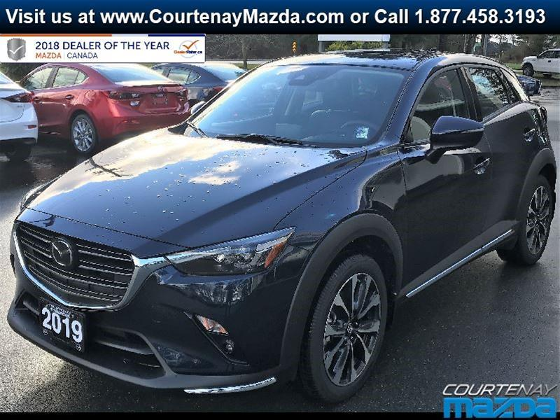 2019 Mazda CX-3 GT AWD at #19CX37622