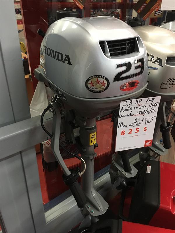 Honda 15 HP Électrique 2018