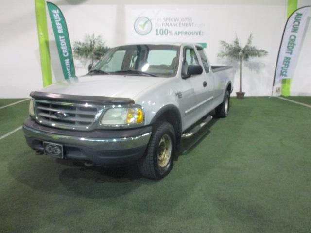 Ford F-150 2001 Supercab 4WD #2534-12