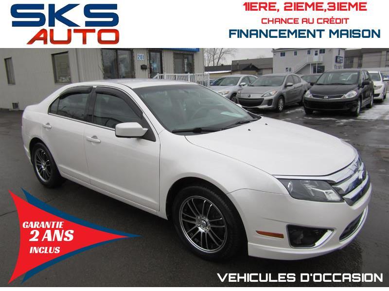 Ford Fusion 2012 SEL 8 PNEUS (GARANTIE 2 ANS INCLUS) #SKS-4236-8
