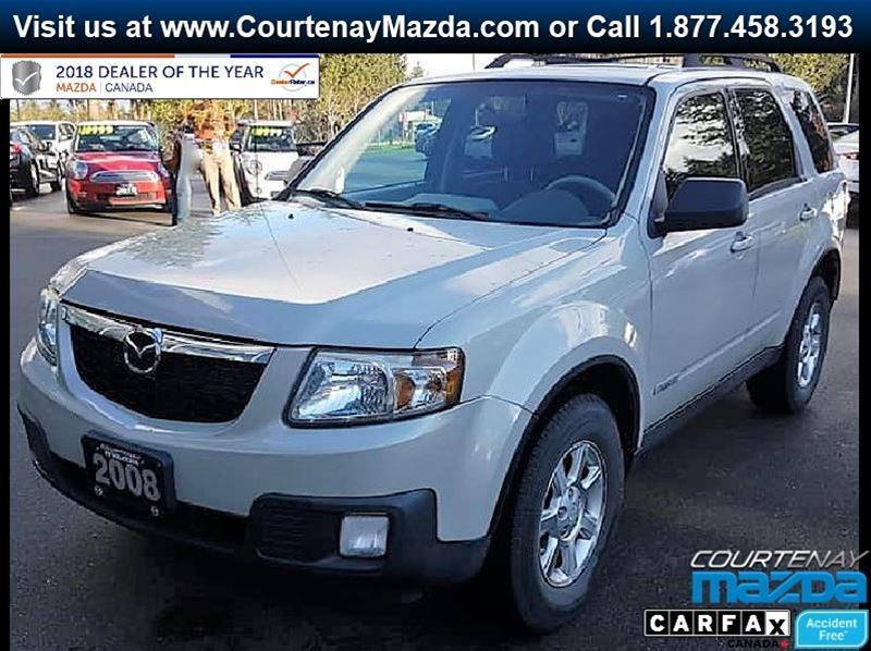 2008 Mazda Tribute AWD GT 3.0 at #18CX53347A