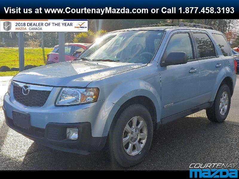 2008 Mazda Tribute AWD GS 3.0 at #P4778