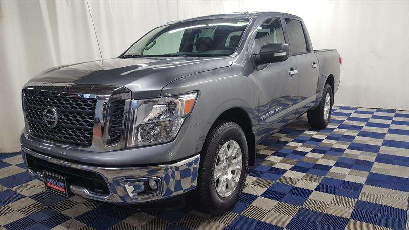2018 Nissan Titan REAR CAM/BLUETOOTH/4X4 #J18NT14915