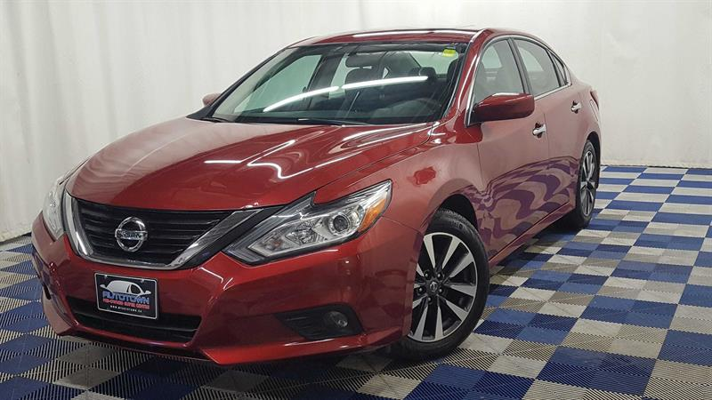 2017 Nissan Altima BLUETOOTH/ ALLOY RIMS #J17NA40000