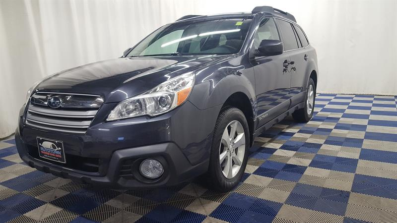 2013 Subaru Outback 3.6R/SUNROOF/HTD SEATS/NAV/TOUCHREEN #13SO54381