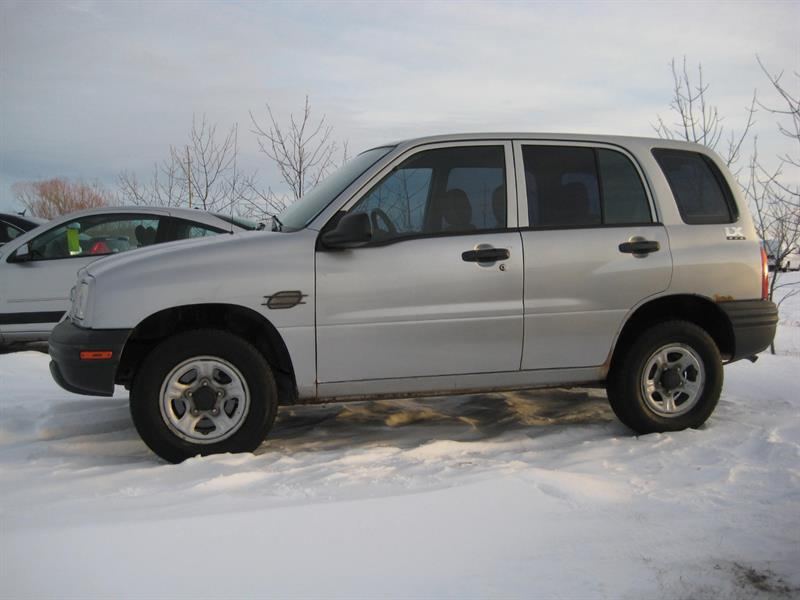 2003 Chevrolet Tracker Used For Sale In St Andrews At Carfind Ca
