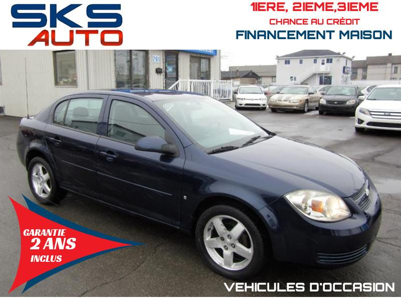 Chevrolet Cobalt 2010 LT (GARANTIE 2 ANS INCLUS) FINANCEMENT MAISON #SKS-4285-1