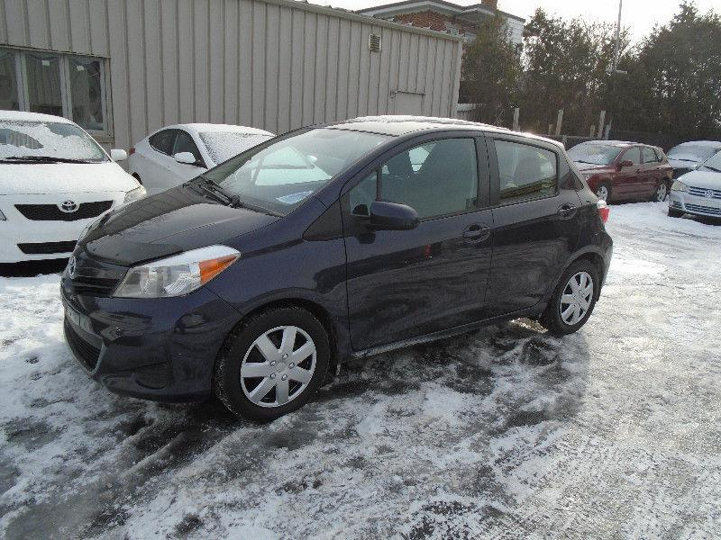 Toyota Yaris 2014 HATCHBACK #2234
