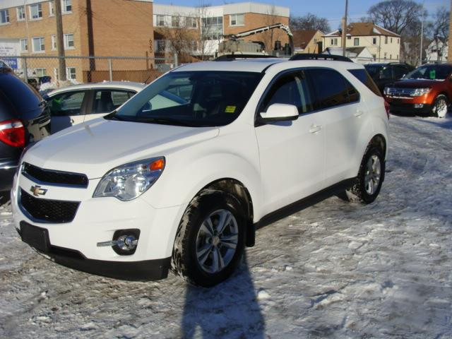 2010 Chevrolet Equinox AWD SOLD #1652