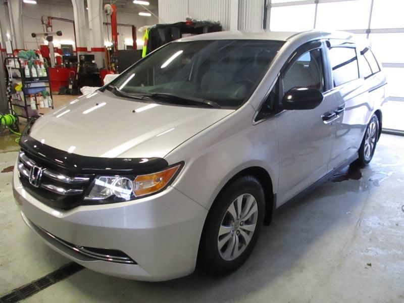 2014 Honda Odyssey 4dr Wgn SE #U3407