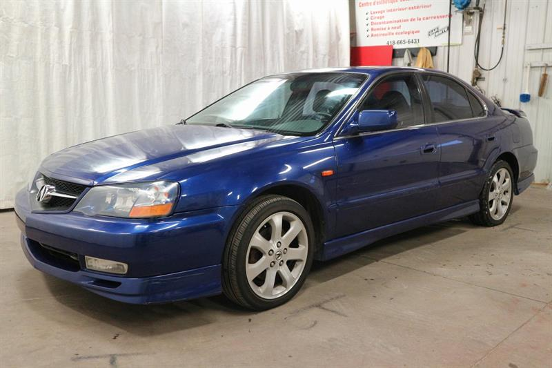 Acura TL 2003 Type S A-Spec #C3047B