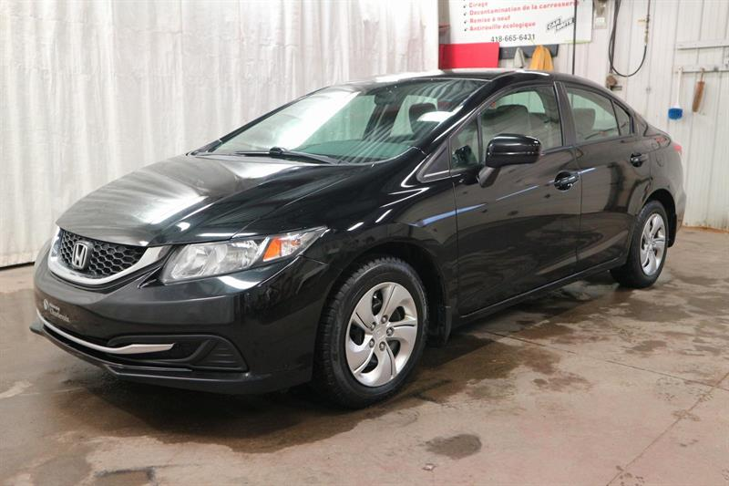 Honda Civic Sedan 2014 LX #C3068A