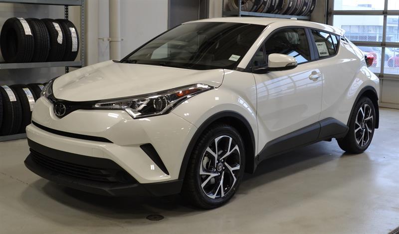 2019 Toyota C-HR FWD XLE #KH5641