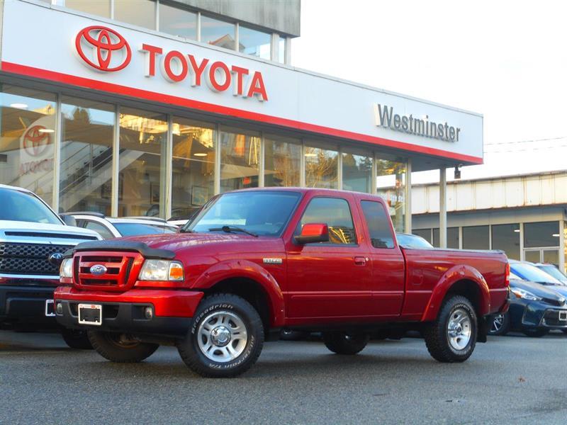 2007 Ford Ranger Sport #TT18274A