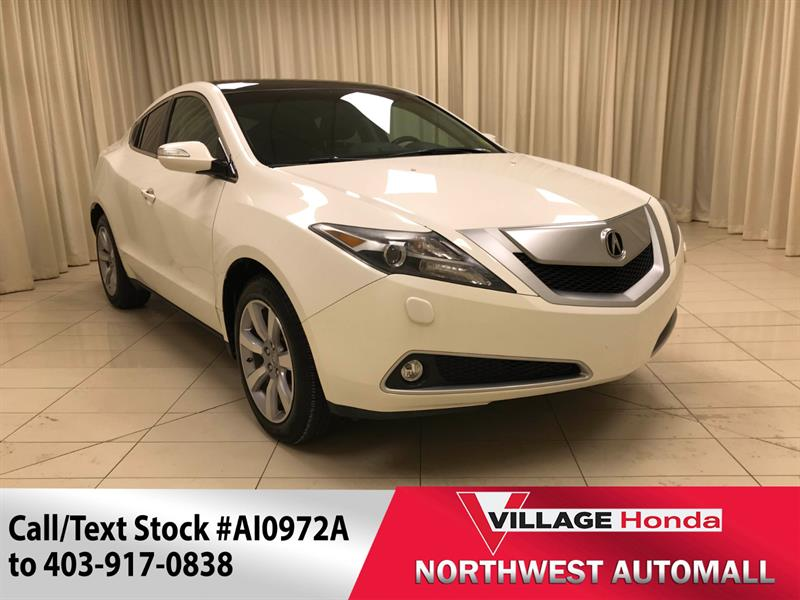 2010 Acura ZDX Tech - Nav/AWD/Camera #AI0972A