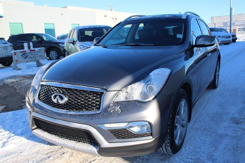 2017 Infiniti Qx50 Technology Package #M408310