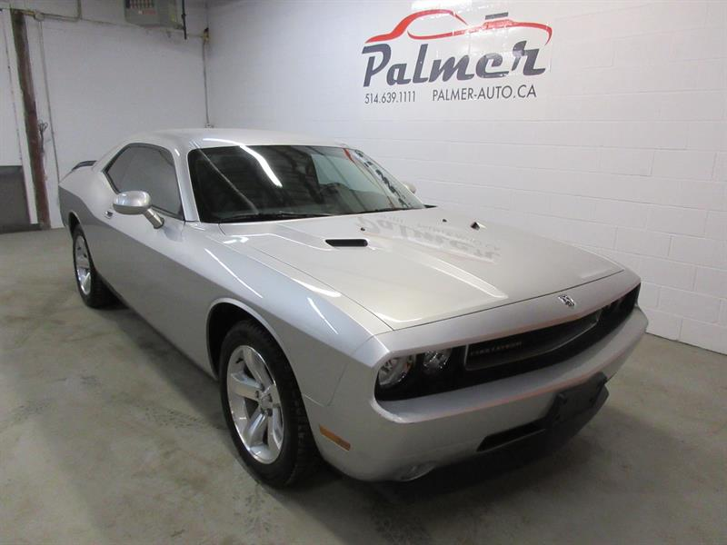 2010 Dodge Challenger 2dr Cpe #18424