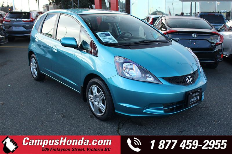 2013 Honda FIT LX Auto Bluetooth #B5599
