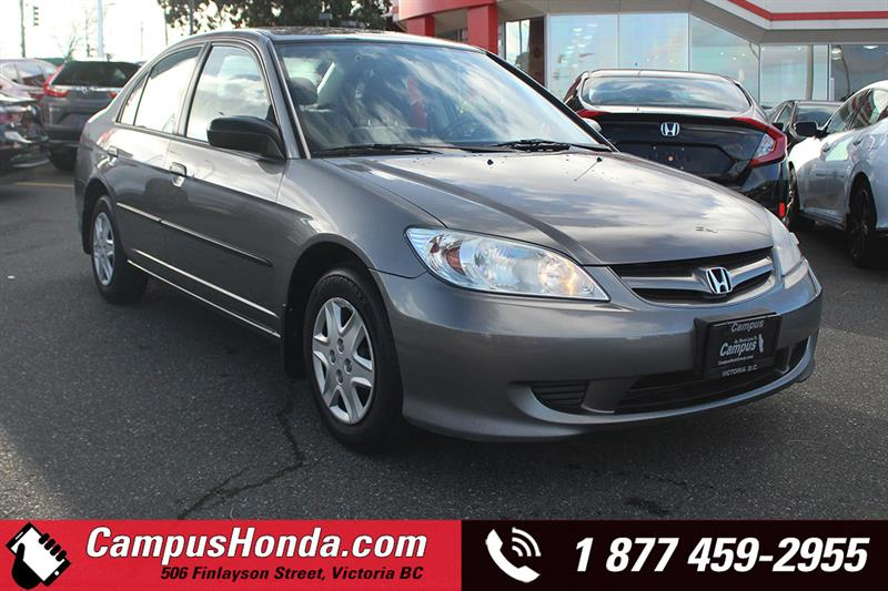 2004 Honda Civic Sdn SE 4DR Manual #B5601
