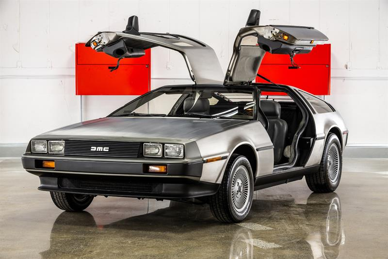 DeLorean DMC-12 1981 SOLD! THANK YOU! #5555555