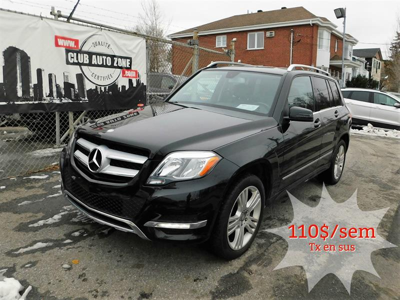 Mercedes-Benz GLK-Class 2014 4MATIC BLUETEC DIESEL AUTOMATIQUE BLUETOOTH #EG234679