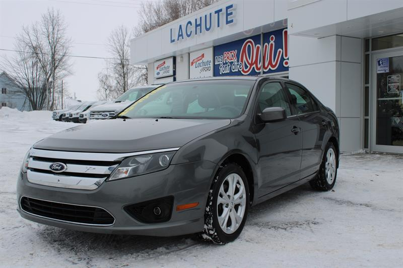 Ford Fusion 2012 4dr Sdn SE FWD #19012A