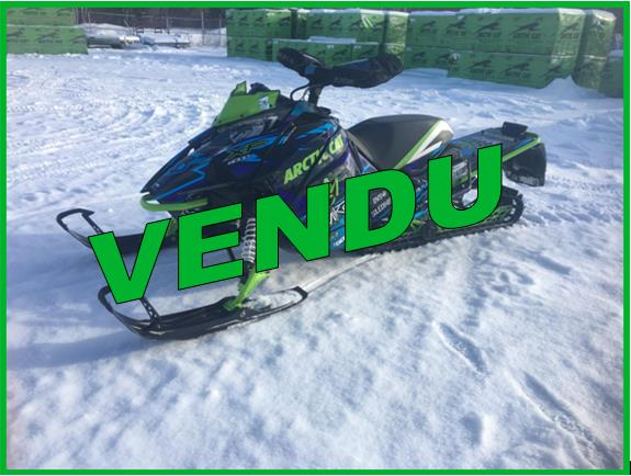 Arctic Cat XF 8000 HIGH COUNTRY 153 LTD 2018